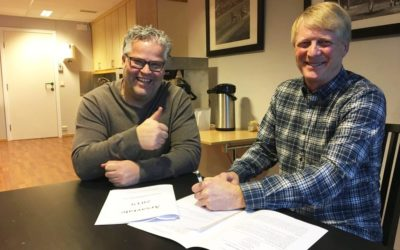 Forlenger samarbeidsavtale